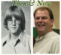 Holy Spirit Class of 1975 Then and Now